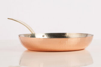 5100-28-copper-frying-pan-28-cm-hammered-finish