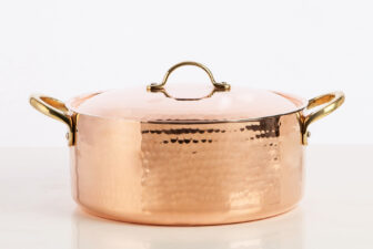 5400-24-copper-pot-with-lid-hammered-finish