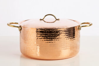 5400-30-copper-pot-with-lid-hammered-finish